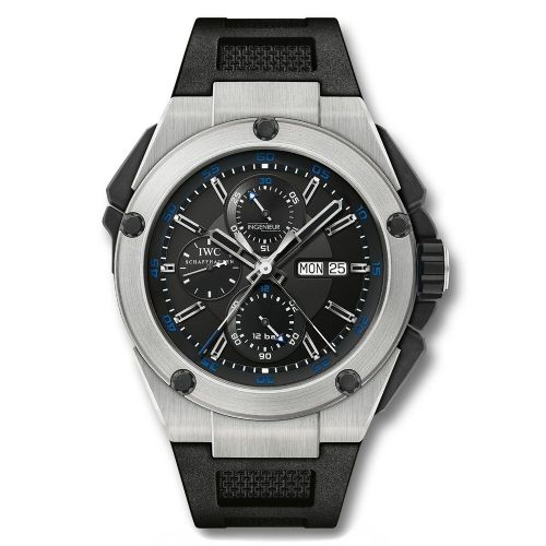 IWC Ingenieur Double Chronograph Automatic Gents Watch IW376501